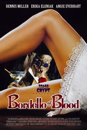 Bordello of Blood - Movie Poster (thumbnail)