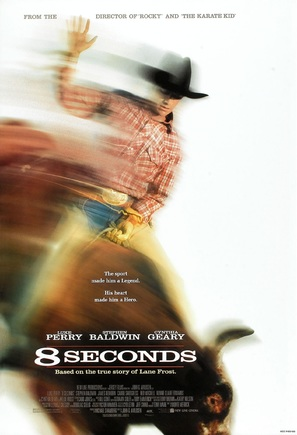 8 Seconds - Movie Poster (thumbnail)