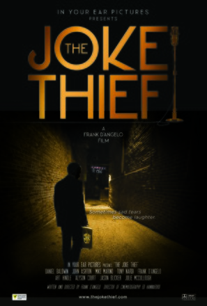 The Joke Thief - Canadian Movie Poster (thumbnail)