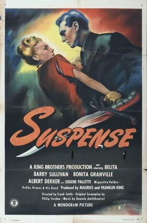 Suspense - Movie Poster (thumbnail)