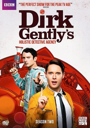 """""""Dirk Gently's Holistic Detective Agency"""" - Movie Poster (thumbnail)"""