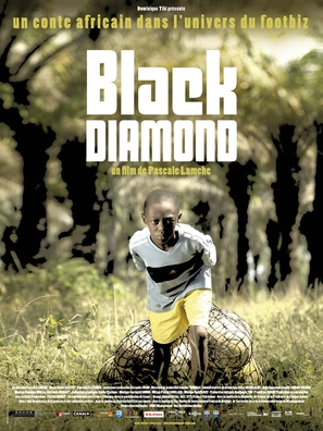 Black Diamond - French Movie Poster (thumbnail)