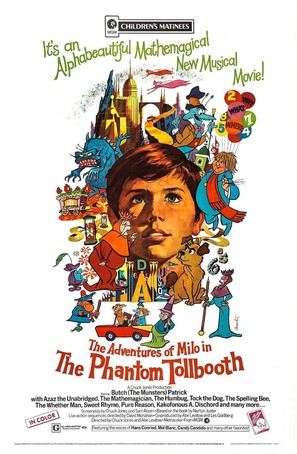The Phantom Tollbooth - Movie Poster (thumbnail)