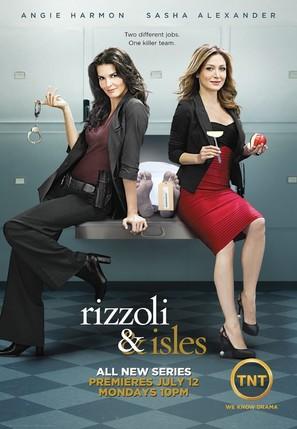 """Rizzoli & Isles"" - Movie Poster (thumbnail)"