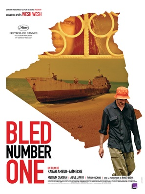 Bled Number One - French Movie Poster (thumbnail)