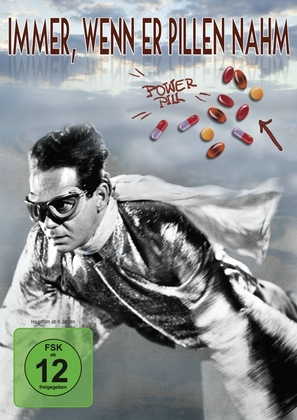 """Mr. Terrific"" - German Movie Cover (thumbnail)"