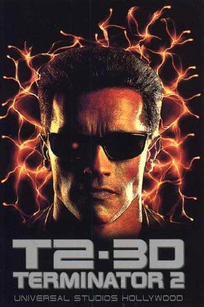 T2 3-D: Battle Across Time - Movie Poster (thumbnail)