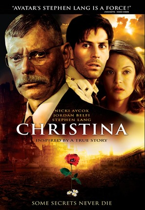 Christina - DVD movie cover (thumbnail)
