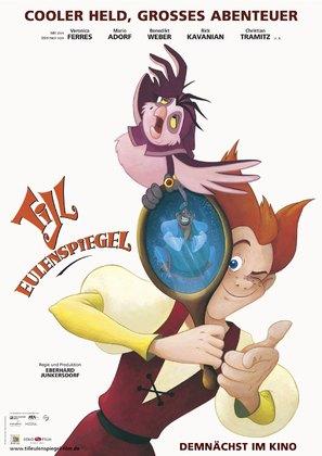 Till Eulenspiegel - German Movie Poster (thumbnail)