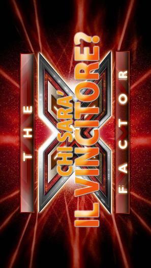"""X Factor"" - Italian Logo (thumbnail)"