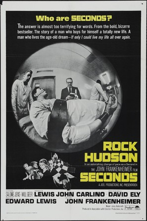 Seconds - Movie Poster (thumbnail)