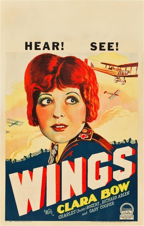 Wings - Movie Poster (thumbnail)