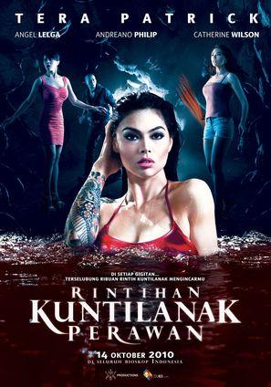 Rintihan kuntilanak perawan - Indonesian Movie Poster (thumbnail)