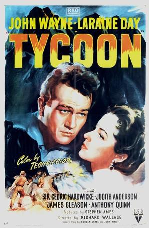 Tycoon - Movie Poster (thumbnail)