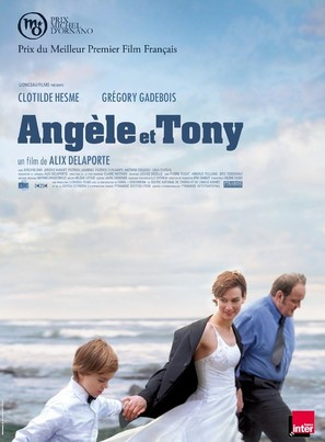 Angèle et Tony - French Movie Poster (thumbnail)