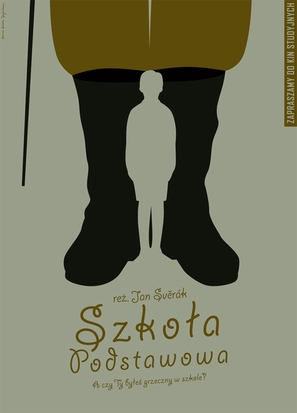 Obecná skola - Polish Movie Poster (thumbnail)