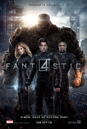 Fantastic Four - Movie Poster (thumbnail)