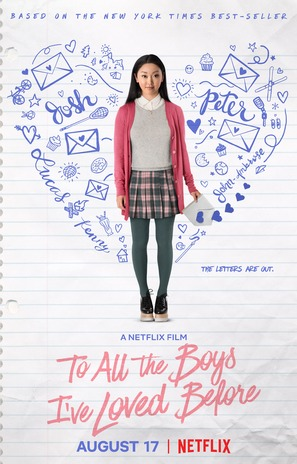 To All the Boys I've Loved Before - Movie Poster (thumbnail)