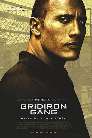 Gridiron Gang - Movie Poster (thumbnail)