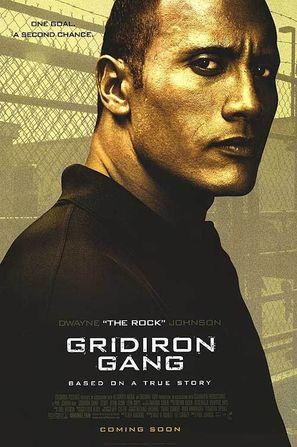 Gridiron Gang - Movie Poster (thumbnail)