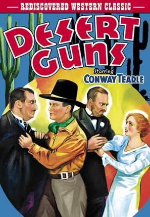 Desert Guns - Movie Cover (thumbnail)