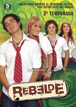 """Rebelde"" - Spanish Movie Cover (thumbnail)"