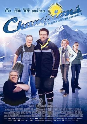 Champions - Swiss Movie Poster (thumbnail)