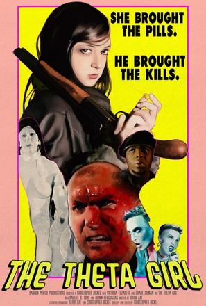 The Theta Girl - Movie Poster (thumbnail)