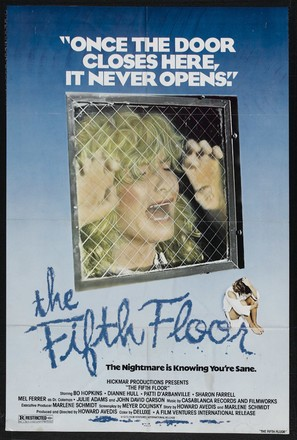 The Fifth Floor - Movie Poster (thumbnail)