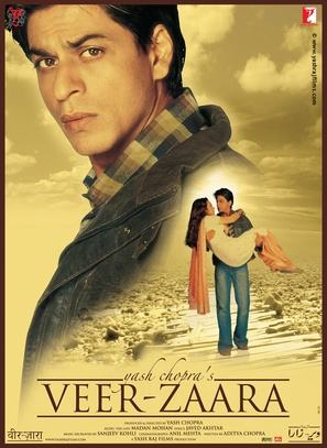 Veer-Zaara - Indian Movie Poster (thumbnail)