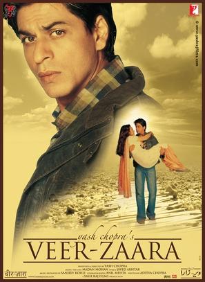 Veer-Zaara (2004) movie posters