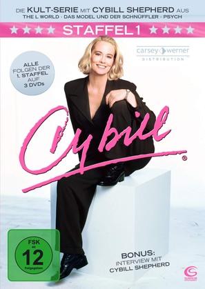 """Cybill"" - German DVD movie cover (thumbnail)"