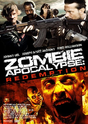 Zombie Apocalypse: Redemption - Movie Poster (thumbnail)
