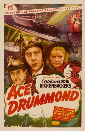 Ace Drummond - Movie Poster (thumbnail)
