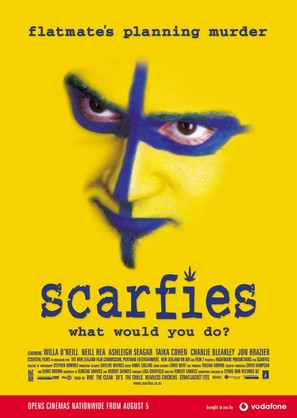 Scarfies - New Zealand Movie Poster (thumbnail)