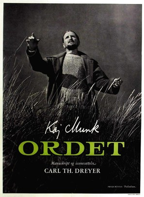 Ordet - Danish Movie Poster (thumbnail)