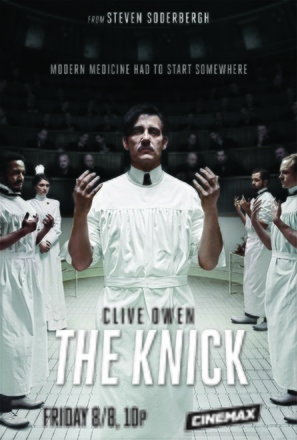 """The Knick"" - Movie Poster (thumbnail)"