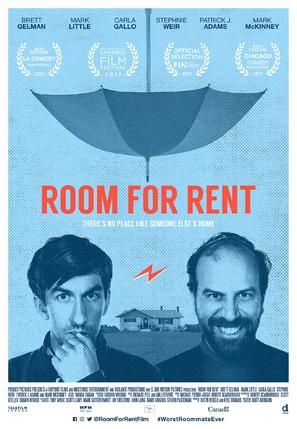 Room for Rent - Canadian Movie Poster (thumbnail)