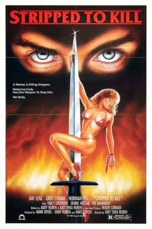 Stripped to Kill - Movie Poster (thumbnail)