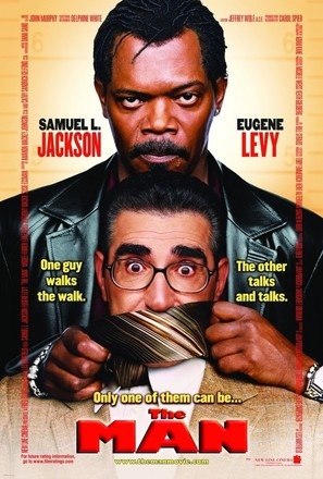 The Man - Movie Poster (thumbnail)