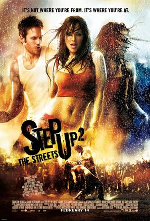 Step Up 2: The Streets - Movie Poster (thumbnail)