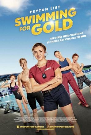 Swimming for Gold - Australian Movie Poster (thumbnail)