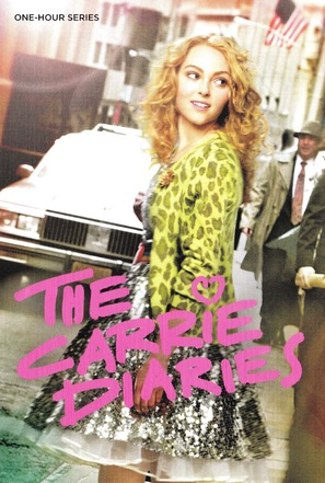 """The Carrie Diaries"" - Movie Poster (thumbnail)"