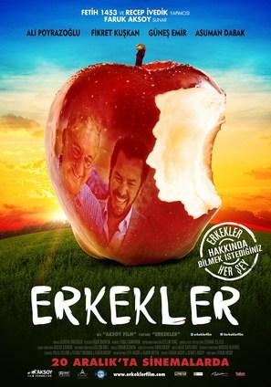 Erkekler - Turkish Movie Poster (thumbnail)