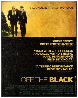 Off the Black - Movie Poster (thumbnail)