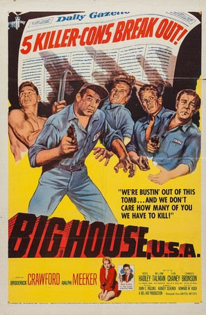 Big House, U.S.A. - Movie Poster (thumbnail)