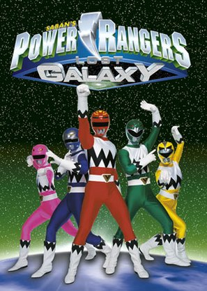 """Power Rangers Lost Galaxy"" - Movie Poster (thumbnail)"