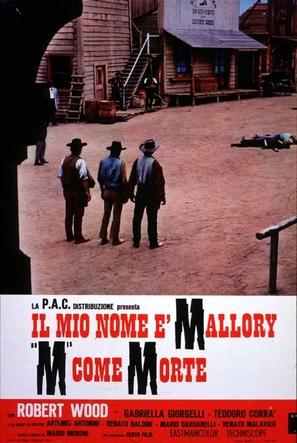 Il mio nome è Mallory... M come morte