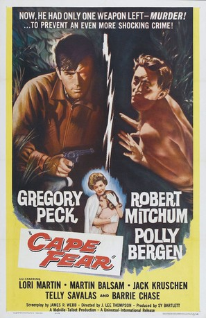 Cape Fear - Movie Poster (thumbnail)