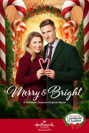 Merry & Bright - Movie Poster (thumbnail)
